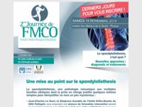 2ème Journée de Formation Médico-Chirurgicale Orthopédique : derniers jours pour vous inscrire !