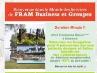 FRAM Groupes : Dernière minute Framissima Soustons, nouveauté en Croatie, et Promos exclusives !