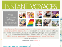 Instant voyages