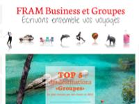 Votre info mensuelle FRAM Business & Groupes