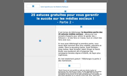 25 astuces medias sociaux - partie 2 -